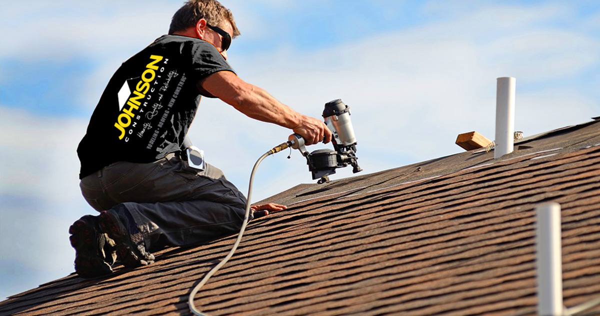 Billings Roofing Experts at Johnson Construction in Billings