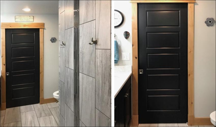 Our-Work-Johnson-Construction-Billings-Bathroom-Remodel-Black-Doors-Black-Sink-Cupboard