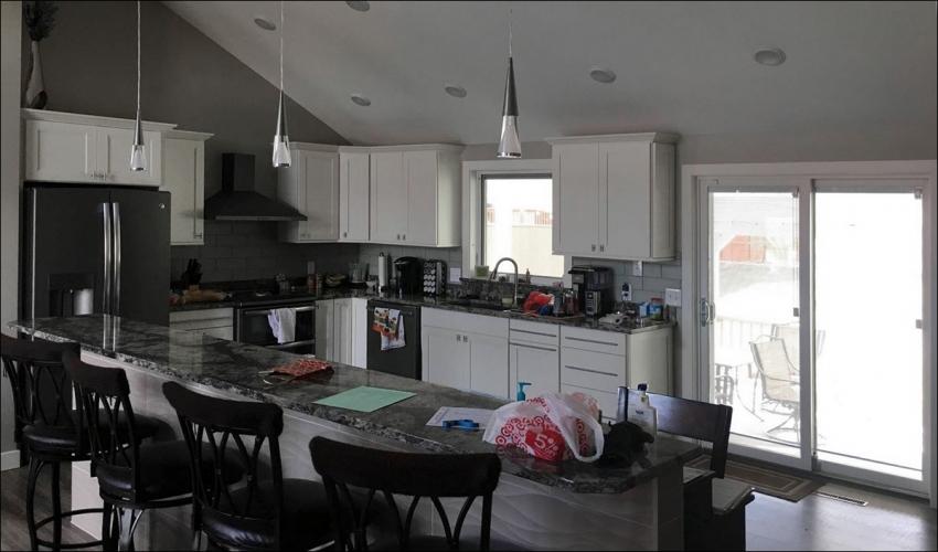 services-Slideshow-Johnson-Construction-Billings-Kitchen-Remodel-Kitchen-Lighting-Black-Appliances